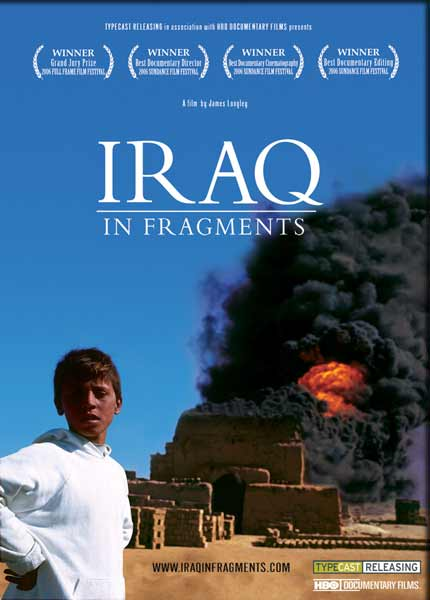Iraq in Fragments (2006) - Movie Poster
