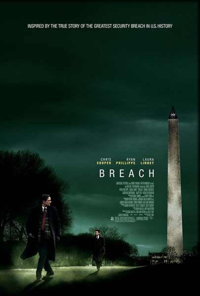 Breach (2007) - Movie Poster