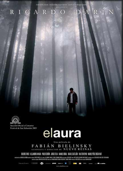 The Aura (2006) - Movie Poster