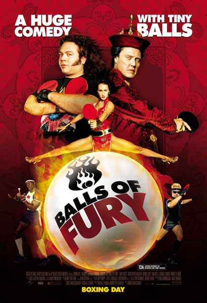 Balls of Fury (2007) - Movie Poster