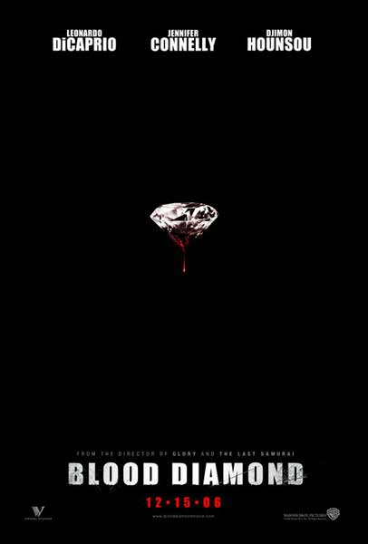 Blood Diamond (2006) - Movie Poster