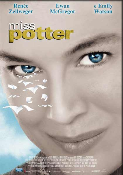 Miss Potter (2006) - Movie Poster