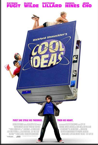 Bickford Shmeckler's Cool Ideas (2006) - Movie Poster