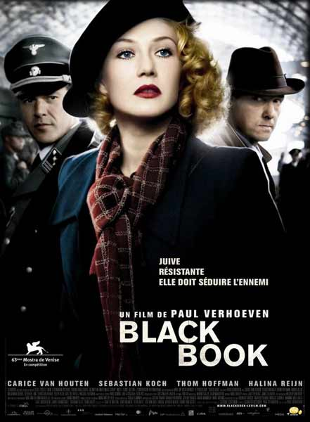 Black Book (2006) - Movie Poster
