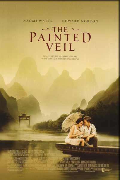 The Painted Veil (2006) - Movie Poster