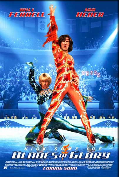 Blades of Glory (2007) - Movie Poster