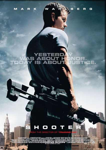 Shooter (2007) - Movie Poster