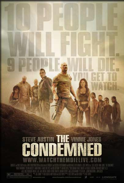 Condemned, The (2007) - Movie Poster