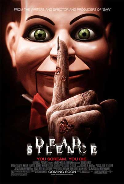 Dead Silence (2007) - Movie Poster