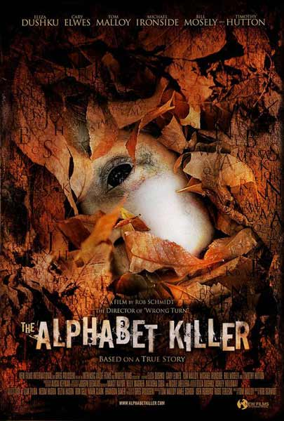 Alphabet Killer, The (2007) - Movie Poster