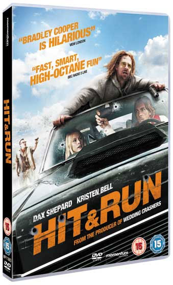 hit and run dvd review