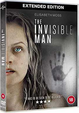 Invisible Man (2020) DVD