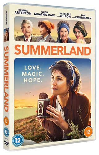 Summerland DVD
