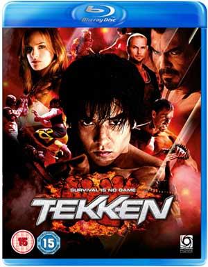 Image Gallery tekken dvd
