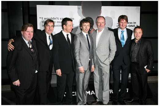 The Damned United World Premiere
