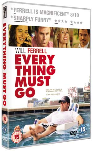 Everything Must Go DVD