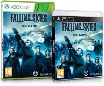 Falling Skies Game Review
